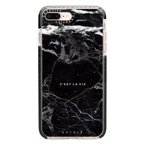 iPhone 8 Plus Cases - C'EST LA VIE / B