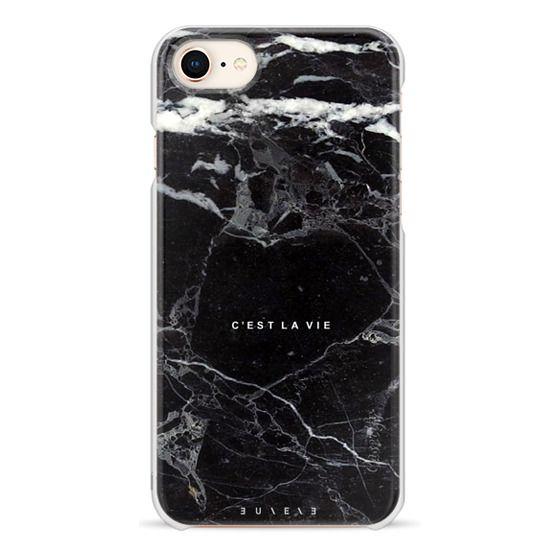 iPhone 8 Cases - C'EST LA VIE / B