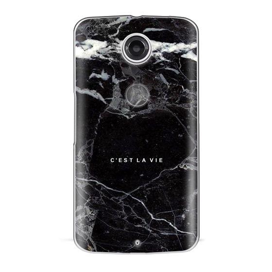 Nexus 6 Cases - C'EST LA VIE / B