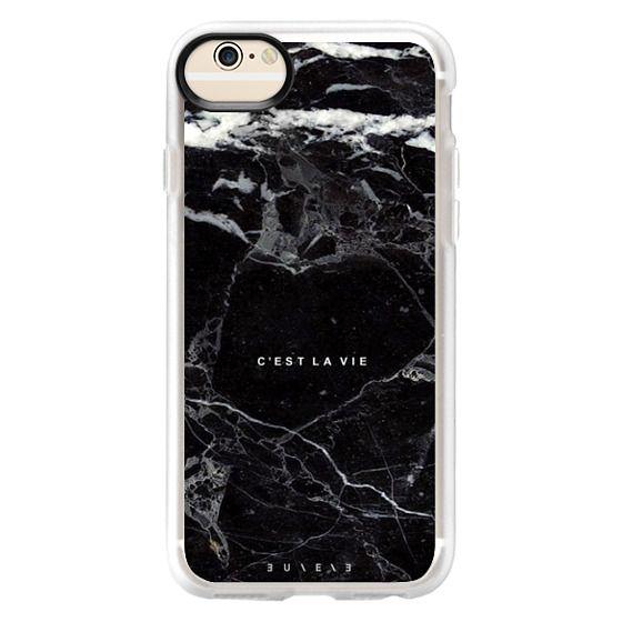iPhone 6 Cases - C'EST LA VIE / B