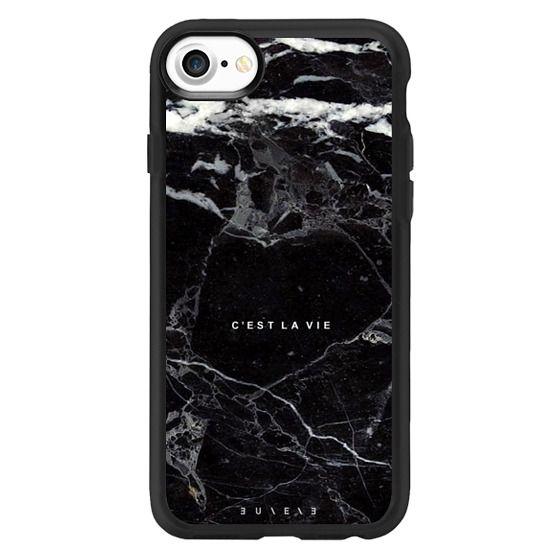 iPhone 7 Cases - C'EST LA VIE / B