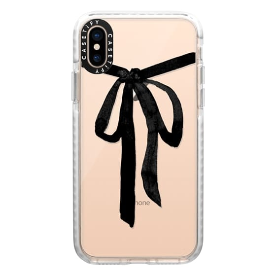 iPhone XS Cases - Take A Bow