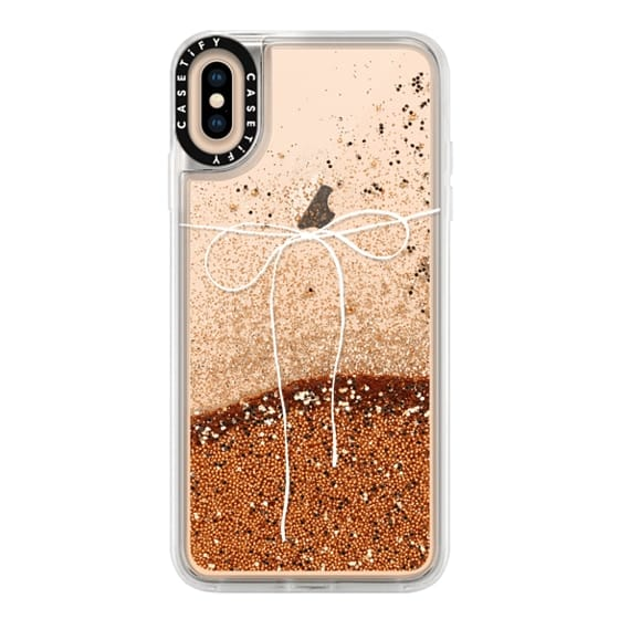 iPhone XS Max Cases - TAKE A BOW II - BLANC