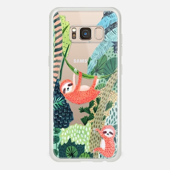 jungle samsung s8 case