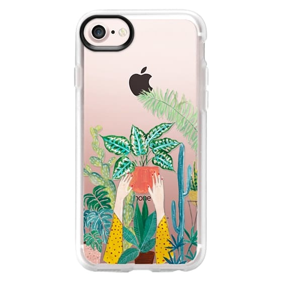 iPhone 6s Cases - Plant Shopping - Potted Jungles