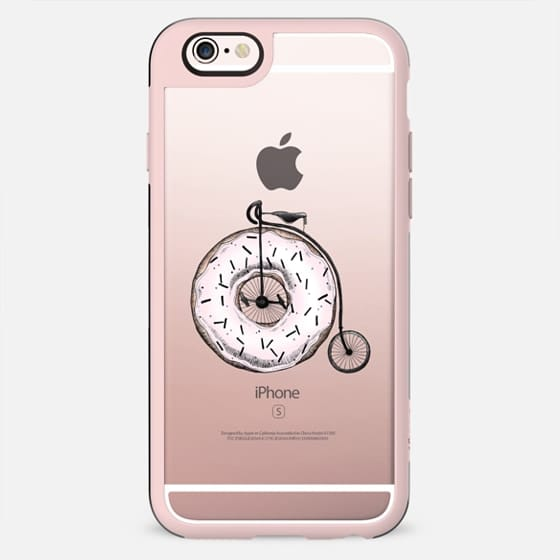 Donut Ride My Bicycle - New Standard Case