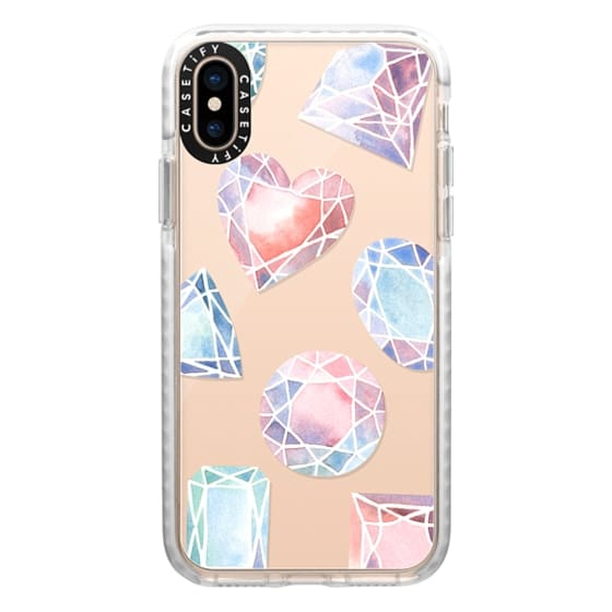 iPhone XS Cases - Jewels