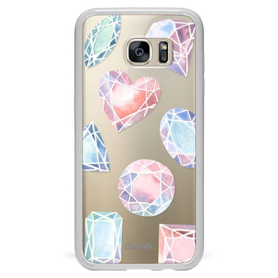 Samsung Galaxy S7 Edge Cases - Jewels
