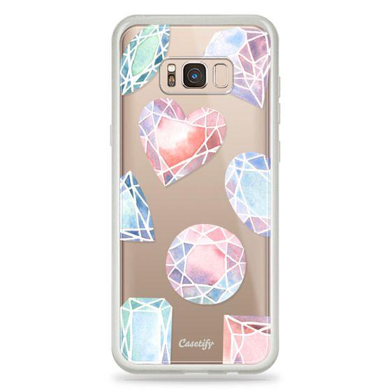 Samsung Galaxy S8 Plus Cases - Jewels