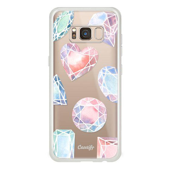 Samsung Galaxy S8 Cases - Jewels