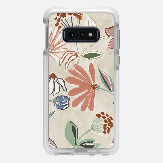 Samsung Galaxy / LG / HTC / Nexus Phone Case - Monday Floral