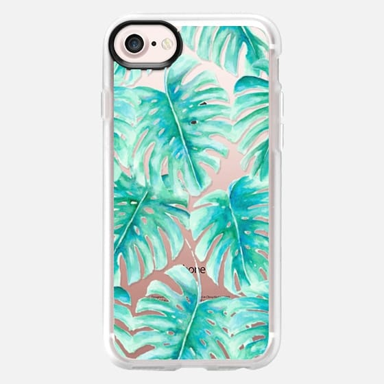 Paradise Palms Clear - Classic Grip Case