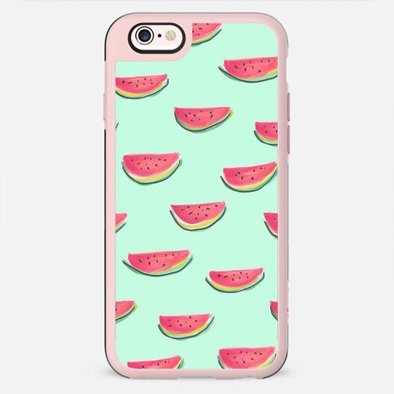 Watercolor Watermelon Mint - New Standard Case