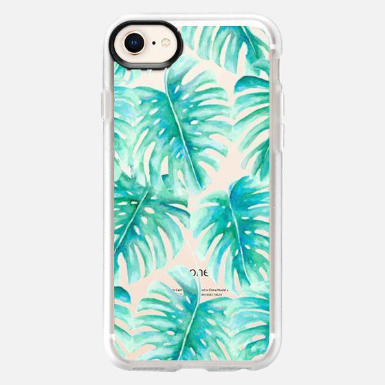 Paradise Palms Clear - Snap Case
