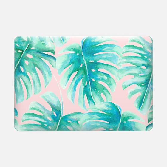 Macbook Air 13 Capa - Paradise Palms Blush