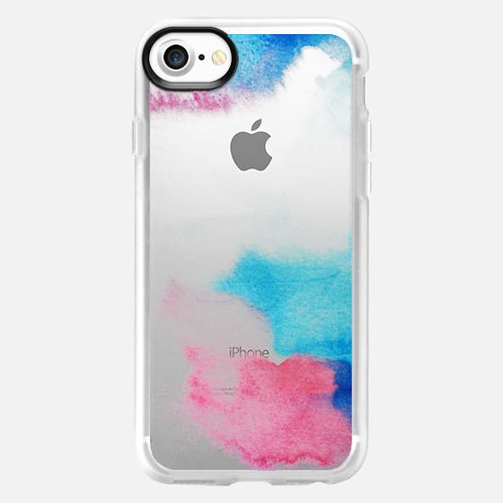 Nirvana transparente - Snap Case