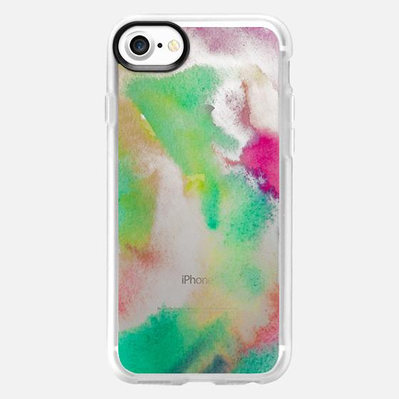 Gaia transparente - Snap Case