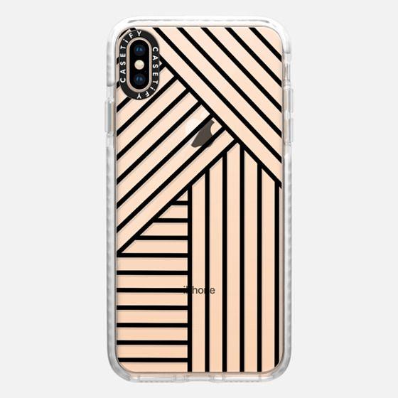 Stripes transparente