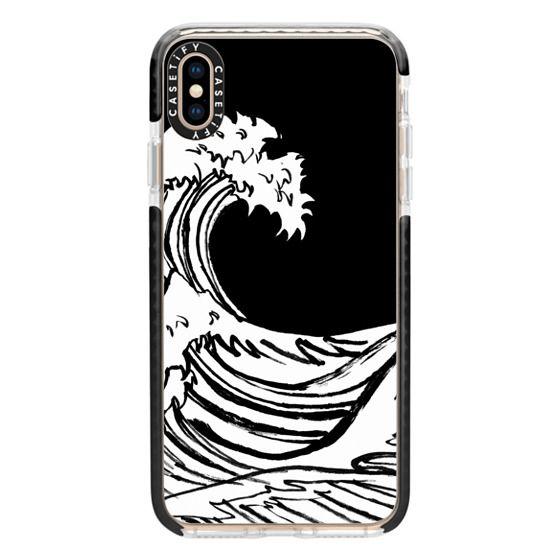 iPhone XS Max Cases - Ukiyo-e