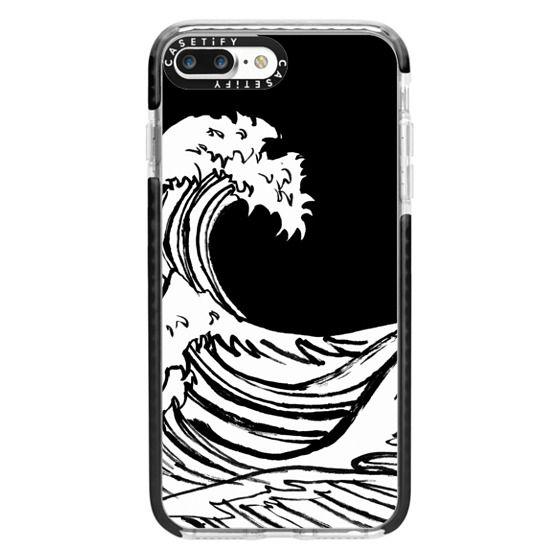 iPhone 7 Plus Cases - Ukiyo-e