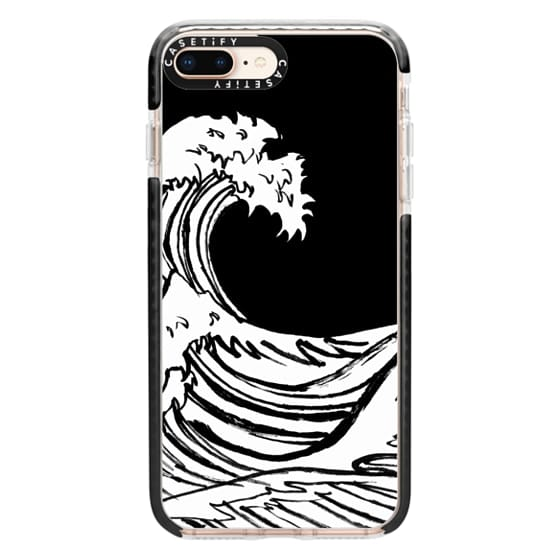 iPhone 8 Plus Cases - Ukiyo-e