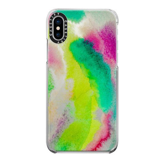 iPhone X Cases - Kata transparente