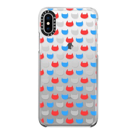 iPhone X Cases - Chatastique