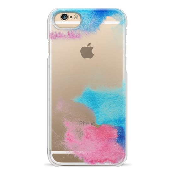 iPhone 6 Cases - Nirvana transparente