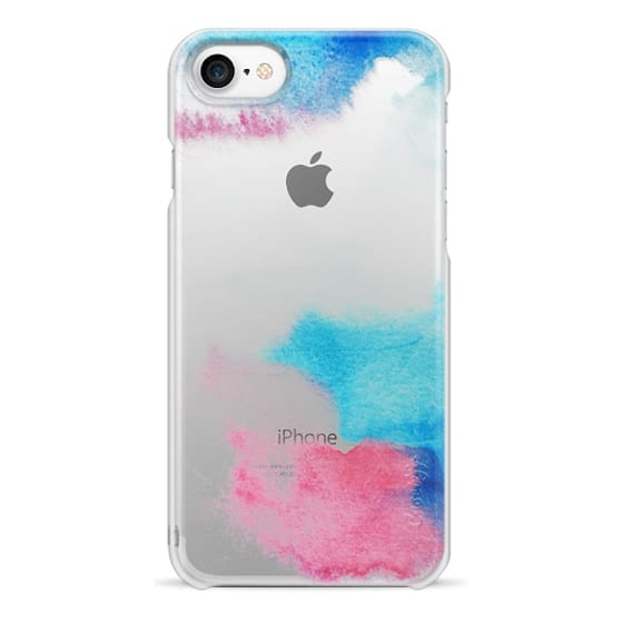 iPhone 7 Cases - Nirvana transparente