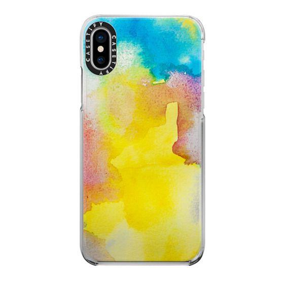 iPhone X Cases - Heaven transparente