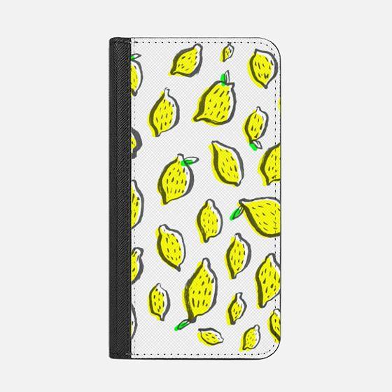 Limones transparente