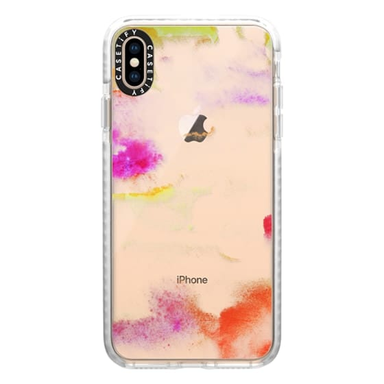 iPhone XS Max Cases - Amanecer transparente