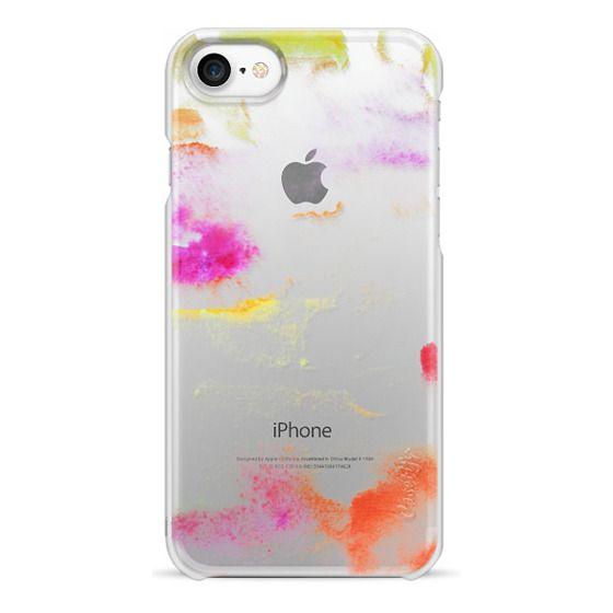 iPhone 7 Cases - Amanecer transparente