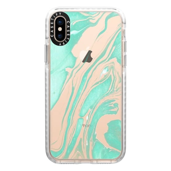 iPhone XS Cases - So quiet transparente