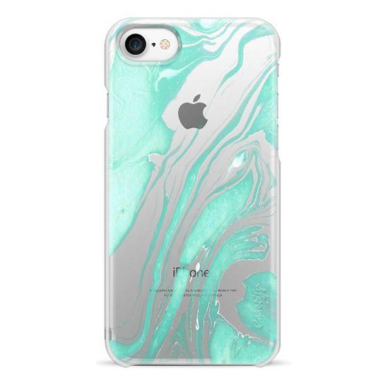 iPhone 7 Cases - So quiet transparente