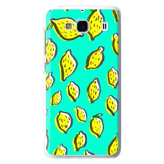 Redmi 2 Cases - Limones de invierno