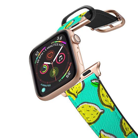 Apple Watch 42mm Bands - Limones de Primavera