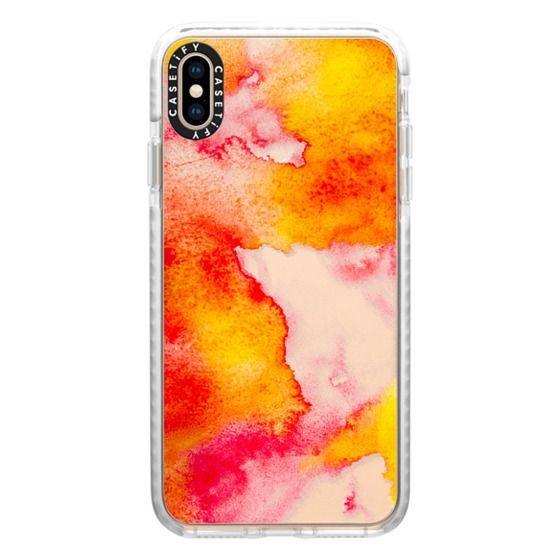 iPhone XS Max Cases - Java transparente