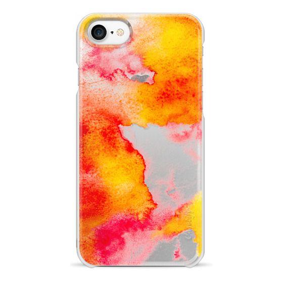 iPhone 7 Cases - Java transparente