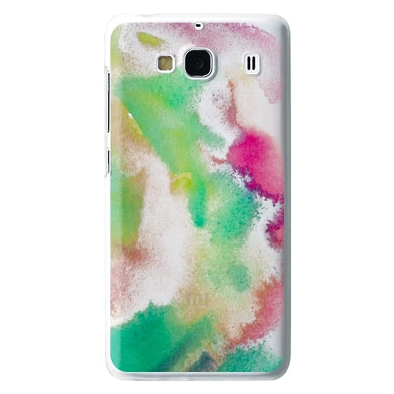Redmi 2 Cases - Gaia transparente
