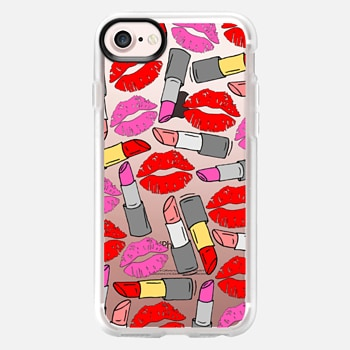 iPhone 7 Case Lipstick & Lips