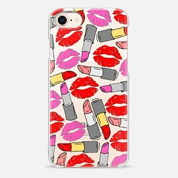 iPhone 8 Case Lipstick & Lips