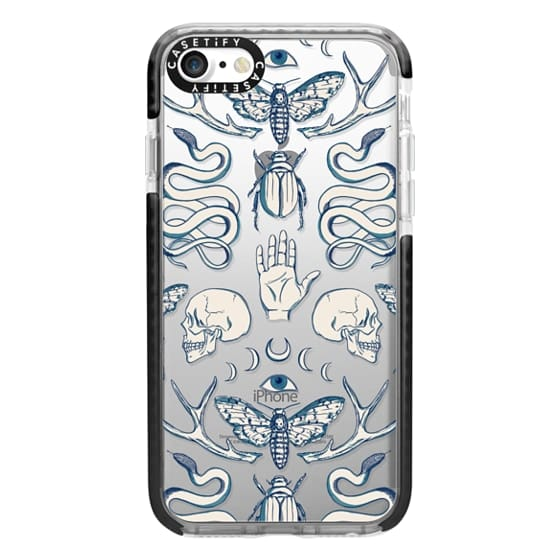 iPhone 7 Cases - Magick - Blue