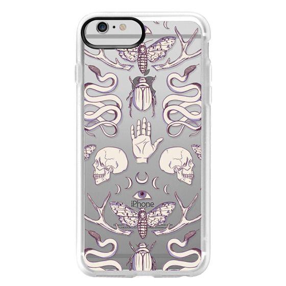 iPhone 6 Plus Cases - Magick - Lilac