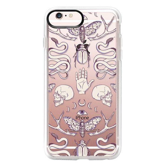 iPhone 6s Plus Cases - Magick - Lilac