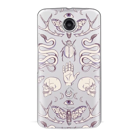 Nexus 6 Cases - Magick - Lilac