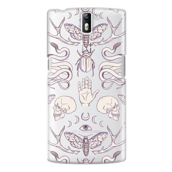 One Plus One Cases - Magick - Lilac