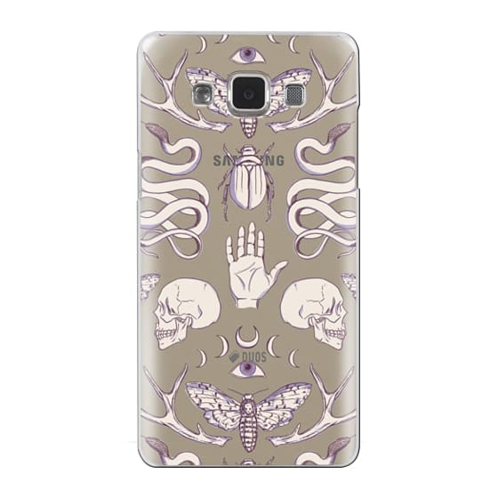 Samsung Galaxy A5 Cases - Magick - Lilac