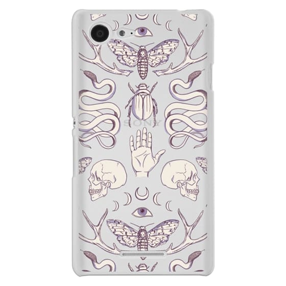 Sony E3 Cases - Magick - Lilac