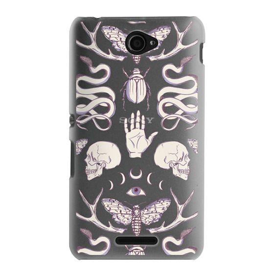 Sony E4 Cases - Magick - Lilac